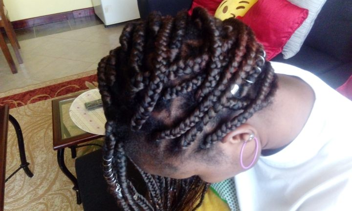 PS Fest: Jumbo Box Braids