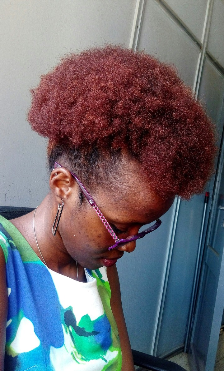 Growing Your Natural Hair Edges