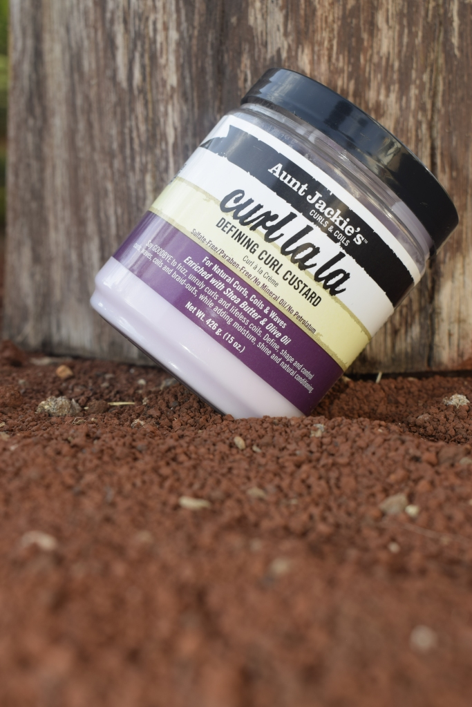 Aunt Jackie's Curl Custard Review