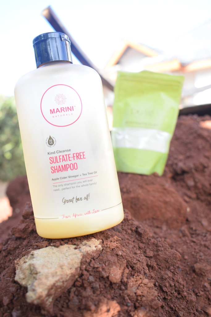 Using Bentonite Clay to Occasionally Substitute for a Sulfate-Free Shampoo Njerie Gitau Product Review