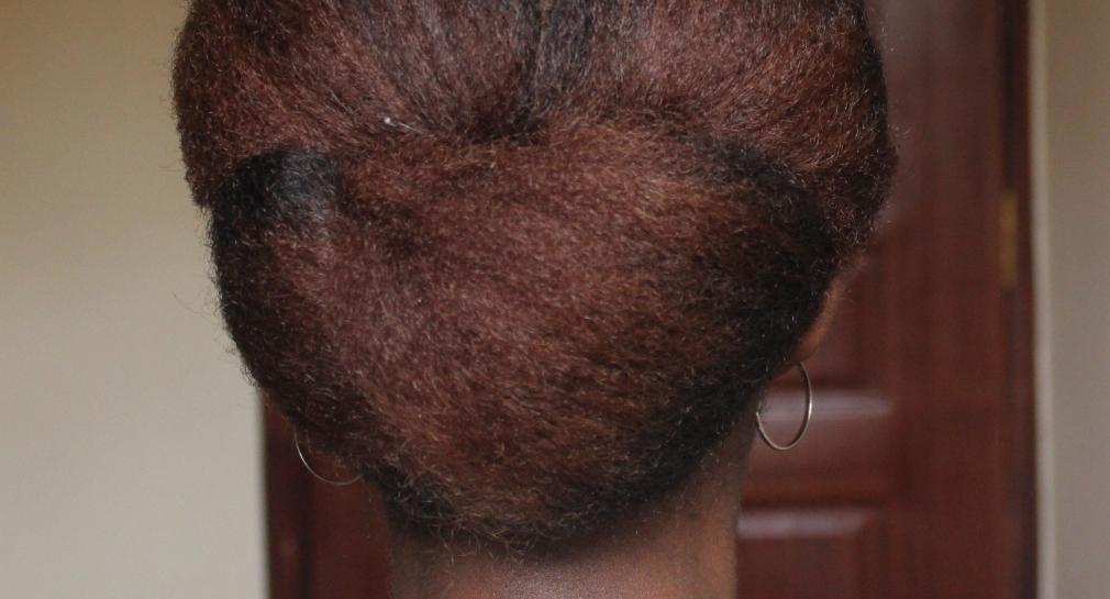 Prepping Natural Hair for Dye